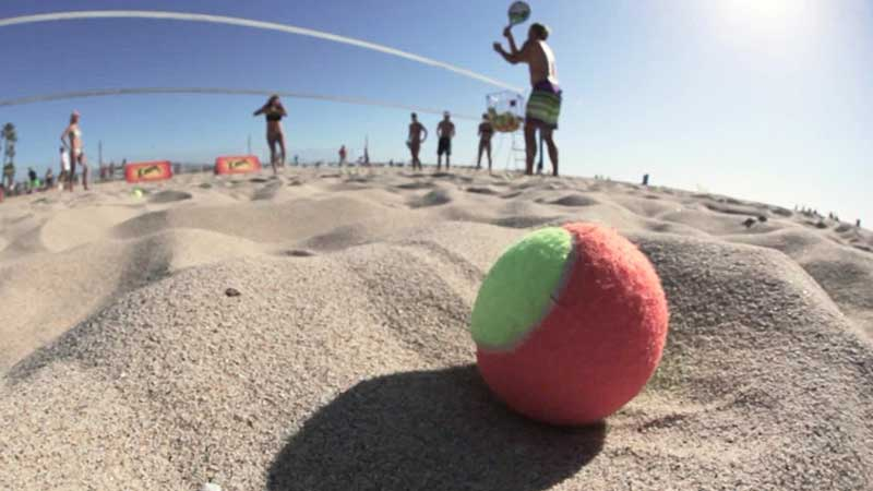 Beach Tennis e Beach Volley