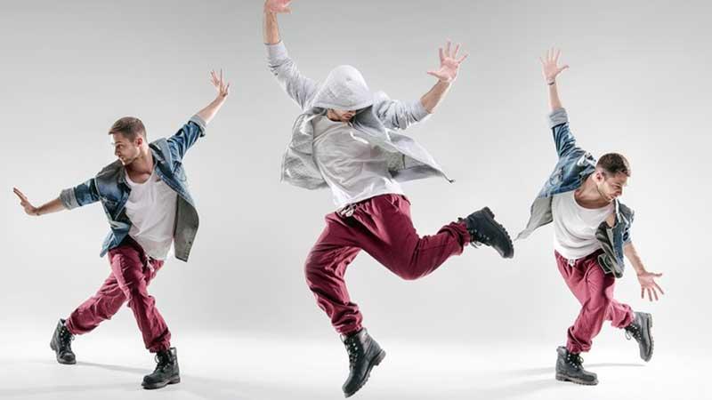 Hip Hop e Danza Moderna